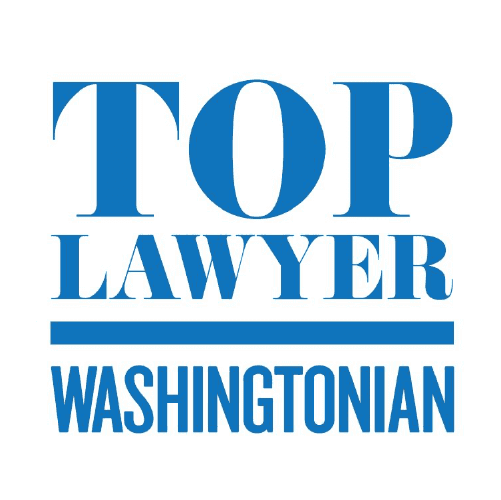 Top Layer Washingtonian Logo