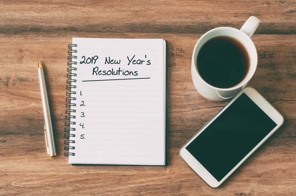 New Year's Resolutions that Can Keep You Safe in 2019